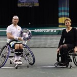 Britains' Alfie Hewett and Gordon Reid Win • ATP Tennis •  Rotterdam Singles and Doubles Titles