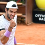 Internazionali BNL d'Italia Day 2 Tennis Photo Gallery – Starring Berrettini, Djokovic, Muguruza and more!