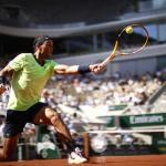 Nadal and Djokovic Win Quarterfinal Matches in Four Sets to Set up Nadal vs. Djokovic Showdown