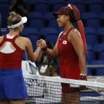 Olympics Ladies Wrap: Naomi Osaka Stunned by Marketa Vondrousova