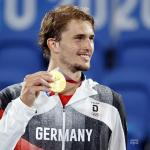 Alexander Zverev follows up win over Djokovic with Olympic Tennis Gold