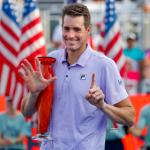 Isner–the Atlanta GOAT–Beats Nakashima for 16th Title Overall and Sixth at Tournament