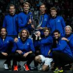 TEAM EUROPE WINS LAVER CUP 2021 – Day Three Photo Gallery featuring Rublev, Zverev, Federer, Borg and More!