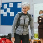 Judy Murray and Battle of the Brits in the Community with Brodies LLP mark Scottish Women and Girls in Sport Week