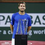 Down but not out, Norrie Comes Back to Beat Basilashvili for Indian Wells BNP Tennis Masters Title