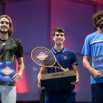 Photos from the Red Bull Bassline and Tie Break Tens Tournaments – Alcaraz, Tsitsipas, Monfils, Brown and More!