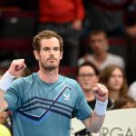 Day One Vienna Tennis Photos from the Erste Bank Open – Featuring Murray, Alcaraz, Basilashvili, and More!