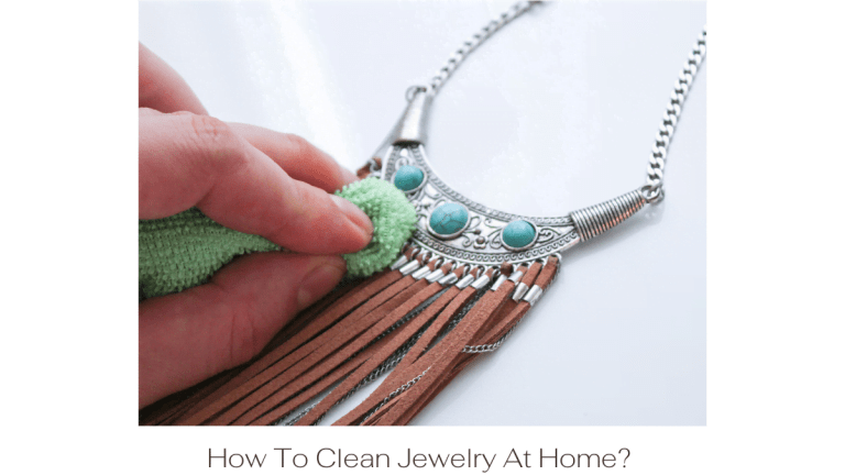 Clean Jewelry At Home