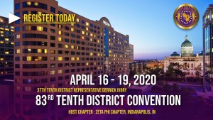 83rd Tenth District Convention