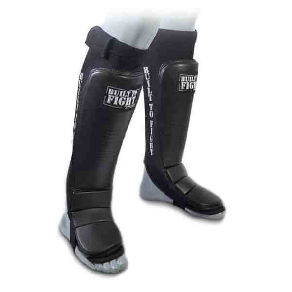 Built to Fight Shin Guards