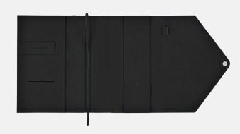 ほぼ日手帳 2015 spring/シリコンカバー SSACK ブラック