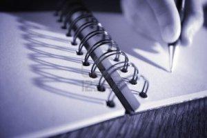 5494922-black-and-white-dear-diary