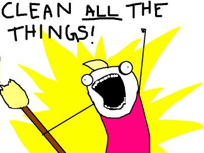 cleanallthings