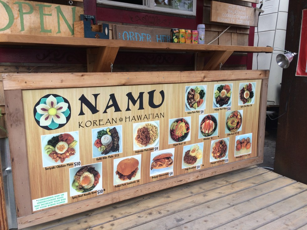 Namu Food Truck