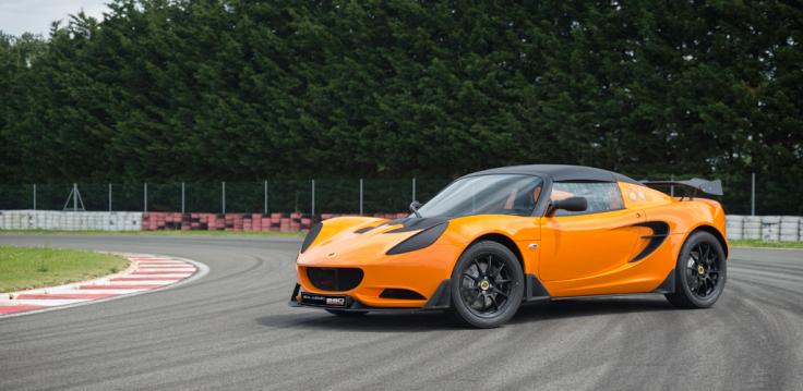 Lotus Elise S3 Race 250