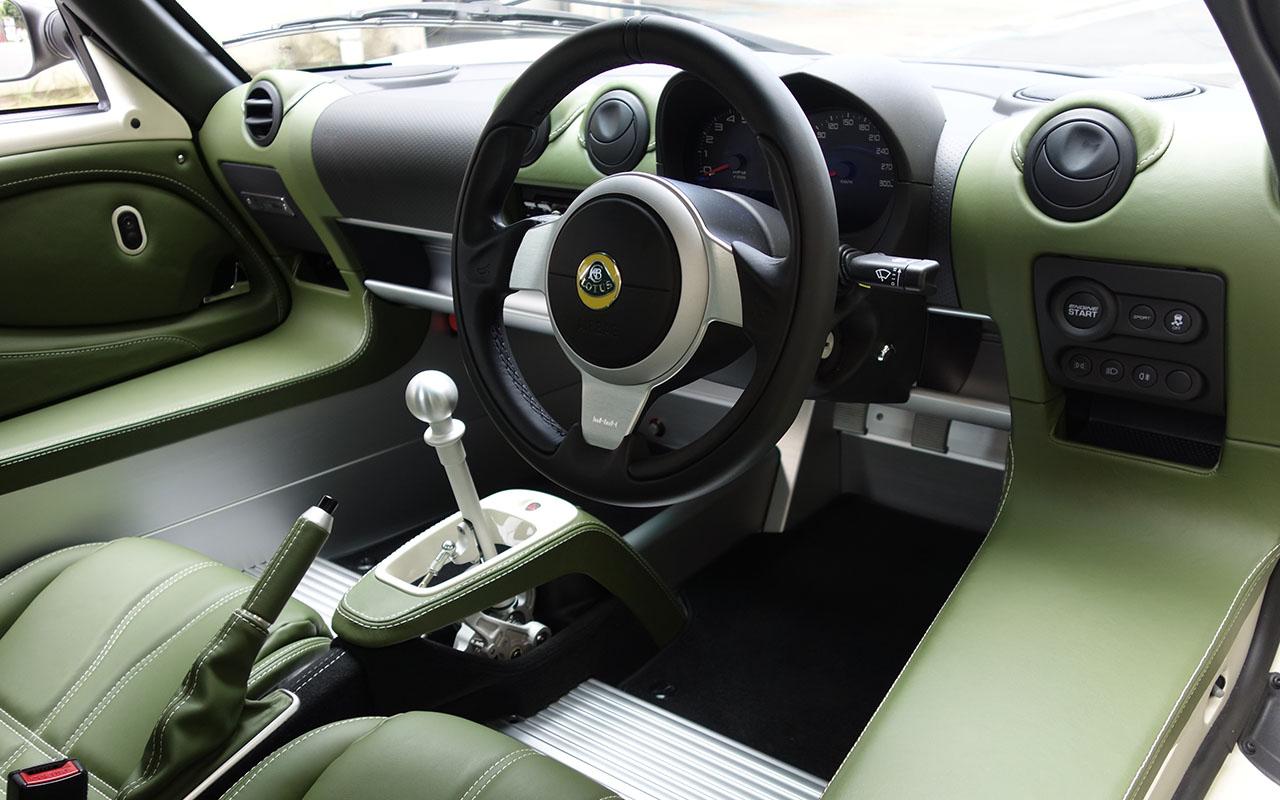 Lotus Elise S3 Sport 220 Heritage Edition