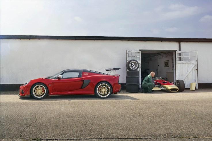Lotus Exige Cup 430 Type 49
