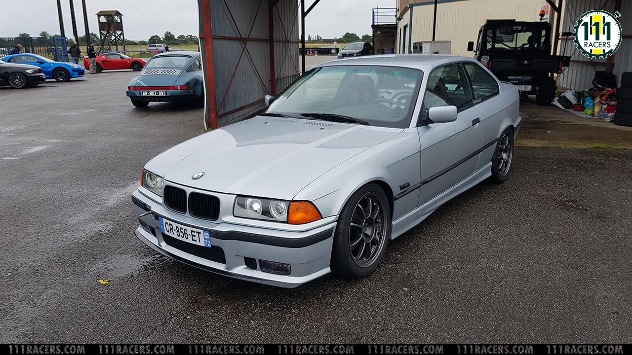BMW 328i e36 - Lurcy-Lévis - 14/07/2021
