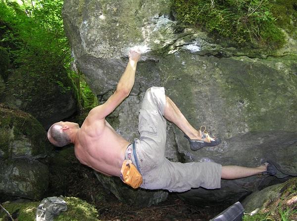 Bouldern trotz Corona