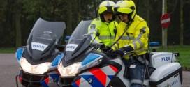 Rijbewijzen drie motorrijders ingevorderd