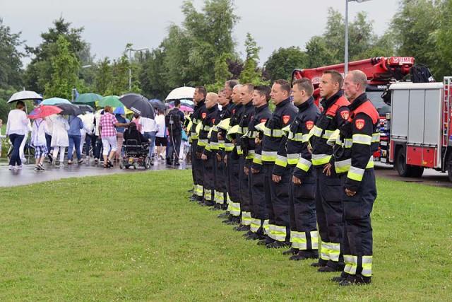 Hoofddorp: Stille tocht voor slachtoffers MH17