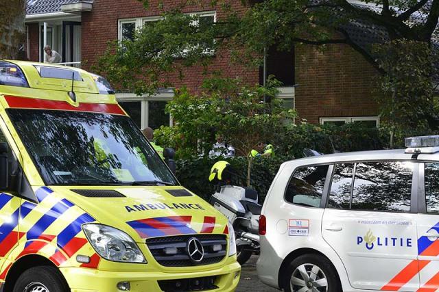 Badhoevedorp: Man ernstig gewond na val van trap