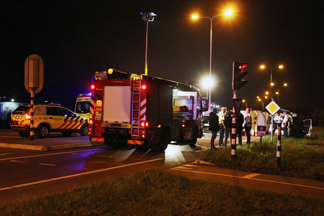 Aalsmeer: Fietser overleden na ongeval Legmeerdijk