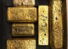 Schiphol – Italiaan met goudstaven ter waarde van 365.000 euro in zijn koffer aangehouden