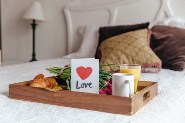 How To Bring Passion Back Into Your Marriage breakfast in bed for loved one