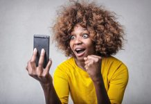 How to deal with someone who is emotionally unavailable woman excited with yellow shirt on phone photo by andrea piacquadio pexels photo 3775147