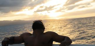Man taking a relationship break by the cean 640x360 1