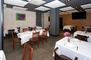 Comedor Restaurante 11 Aldeanos