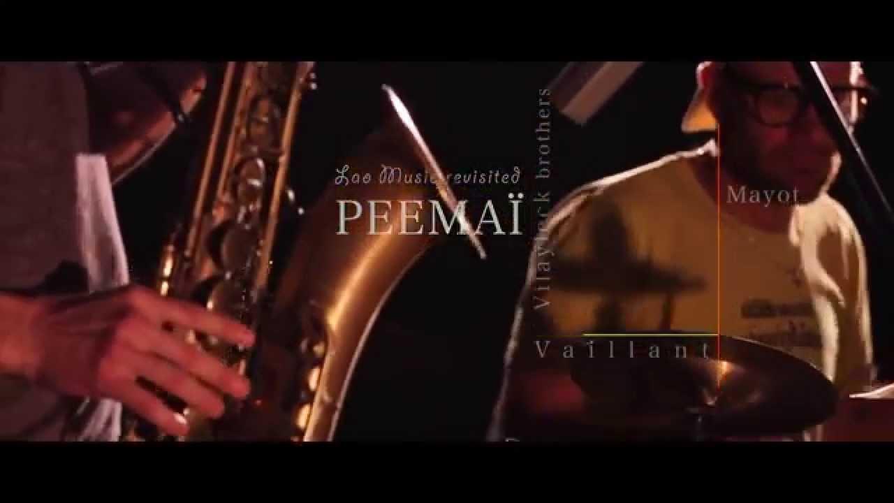 Jazz world Peemaï