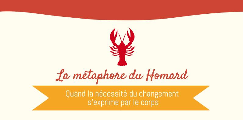 Changement – La métaphore du homard