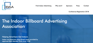 Indoor Billboard Association of America