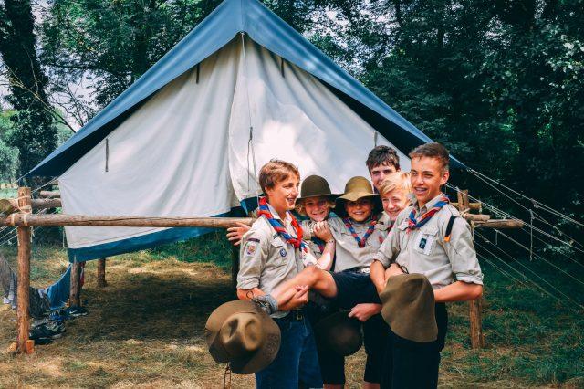 chefs, troupe, onzième, scouts, louveteaux, welpen, gidsen, prince de liège, onzième, berchem, anvers, antwerpen
