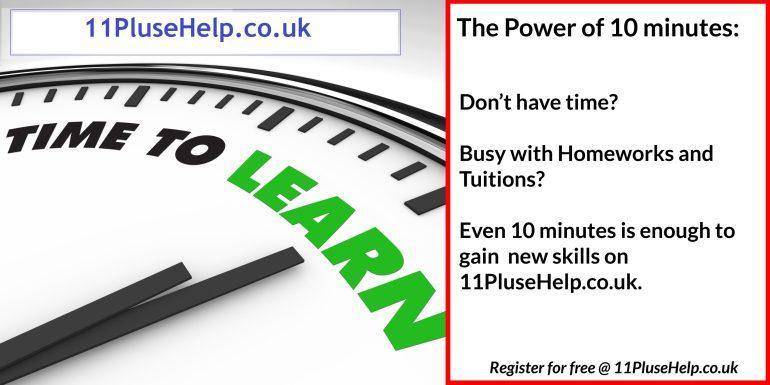 11 Plus Learn