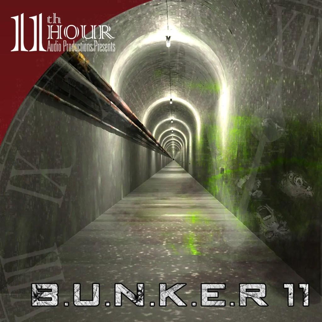 Cover Art for Bunker 11