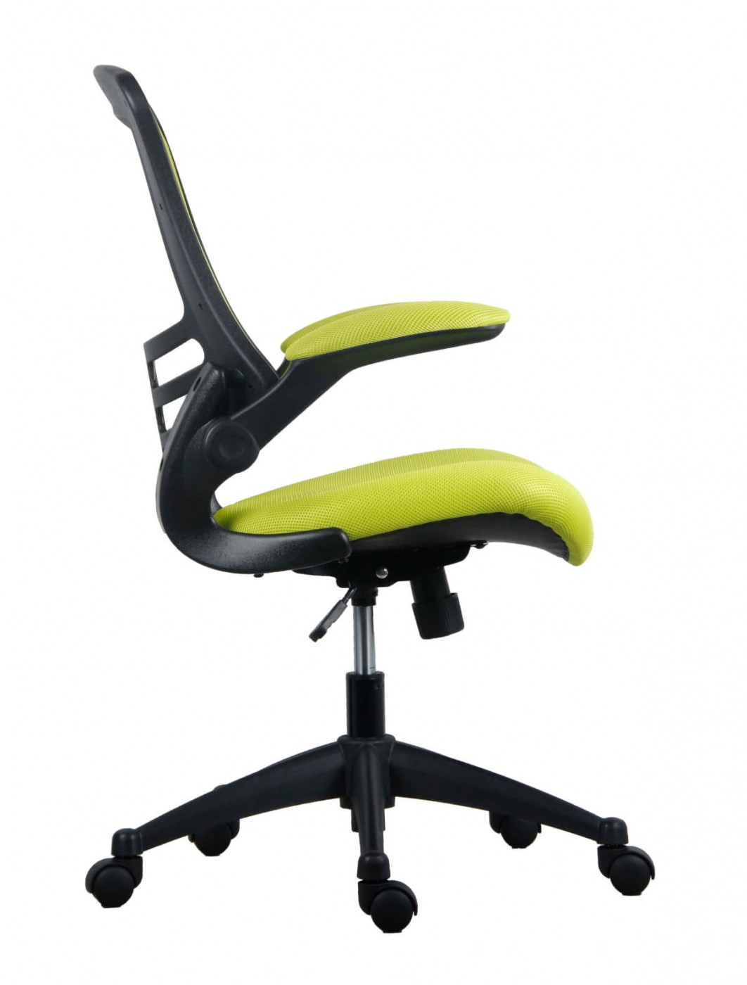 Office Chairs Marlos Mesh Office Chair In Green CH0790GN