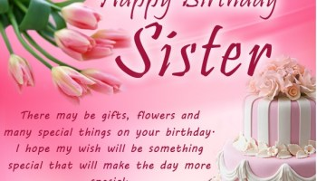 Happy Birthday Wishes To Brother Sister Happy Birthday To You