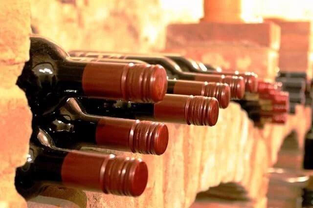 Invertir en botellas de vinos de alta gama