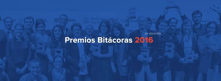 ¿Por qué me hace tanta ilusión tu voto en los Premios Bitácoras 2016?