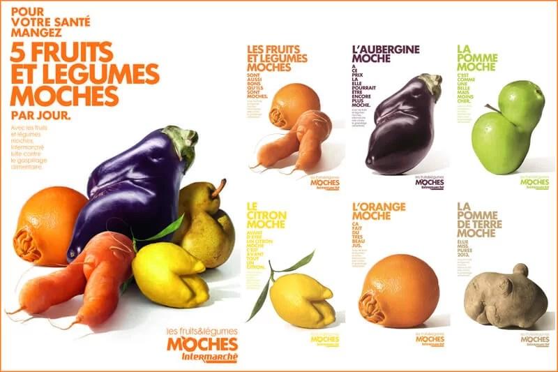 Campaña del Supermercado Intermarché (Francia)