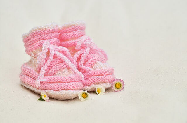 Manualidades ropa de bebé