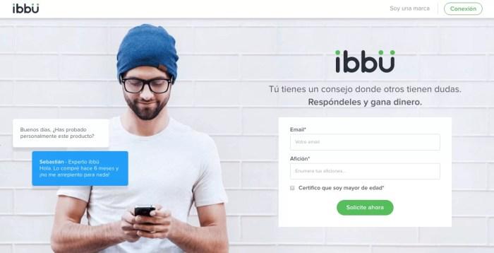 ibbü comunidad de expertos