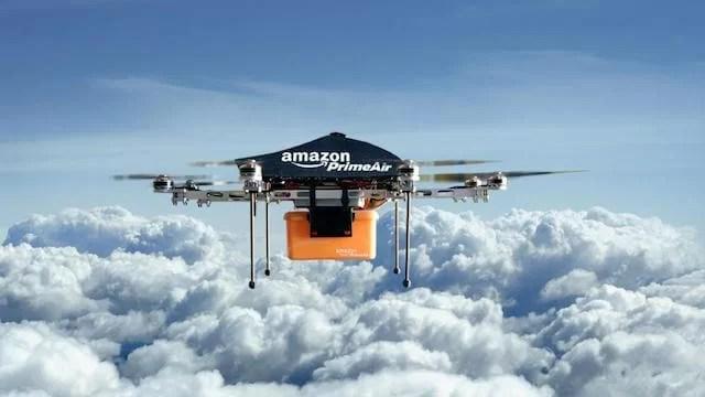 negocios en auge drones