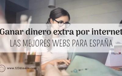 Ganar dinero por internet en España: 13 webs recomendadas