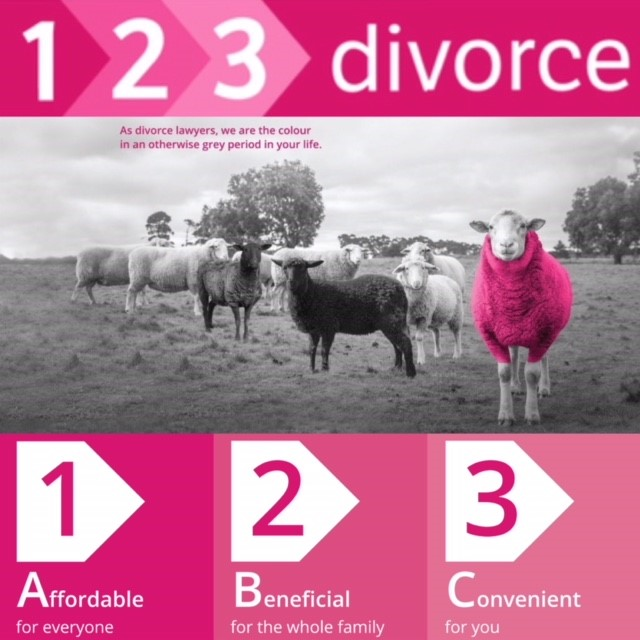 123 Divorce | Looking For A Quick, Hassle Free Divorce For A Fixed Fee?