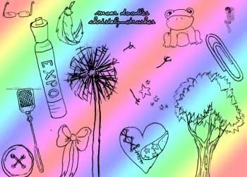 Doodle Set 10