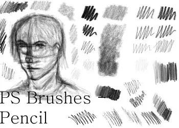 Pencil Scribble 1